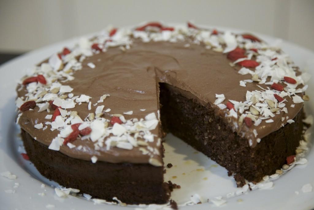 choc cake