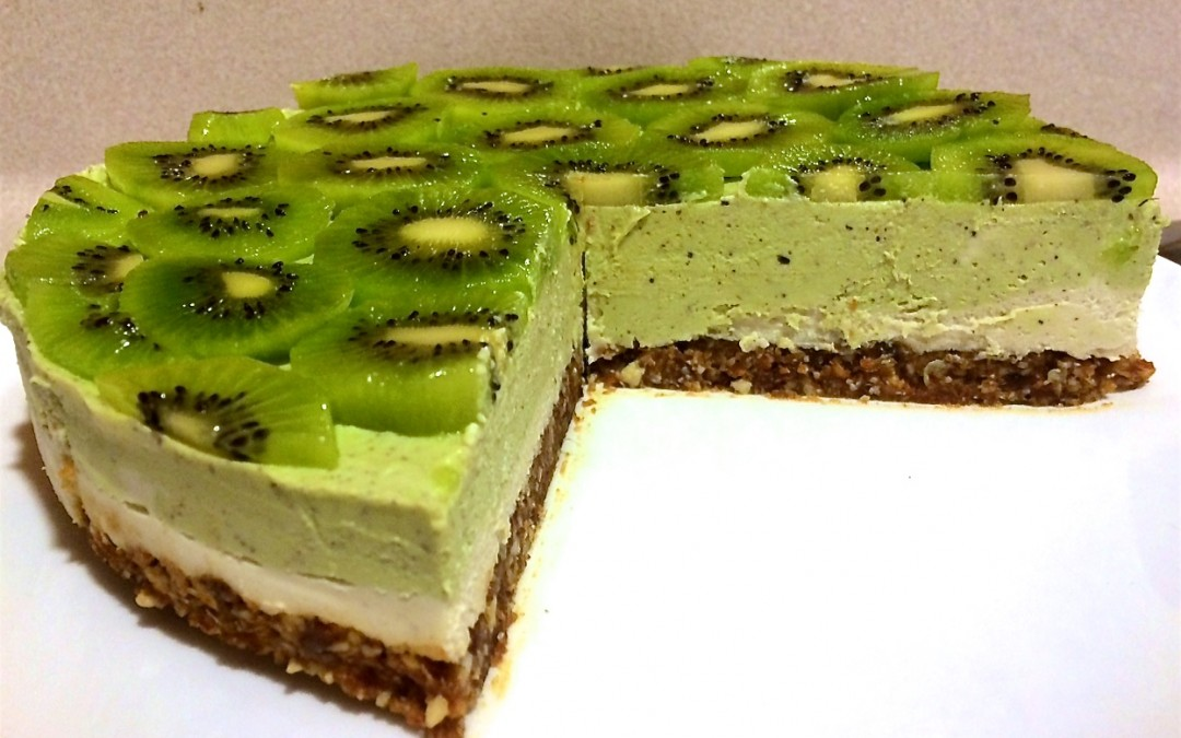 Kiwi Foodie Friday with Maddi + Raw Ginger & Kiwi Cheesecake recipe ...